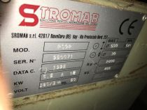 Scie radiale STROMAB type RS 92