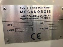 Tenonneuse à dérouleurs MECANOBOIS type C4