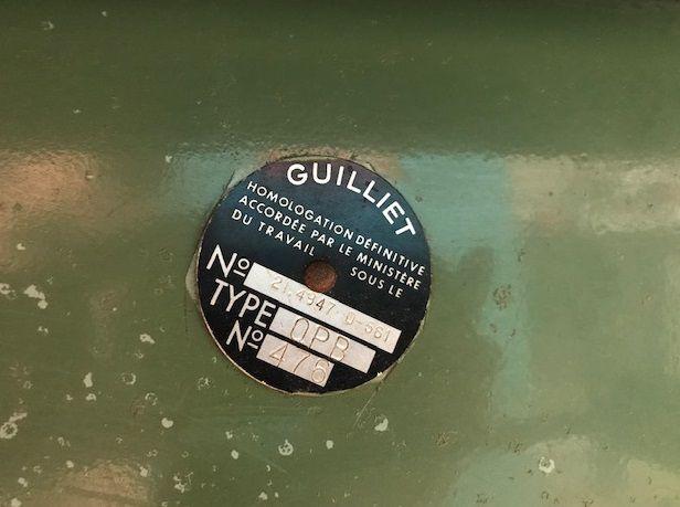 Toupie GUILLIET type OPB