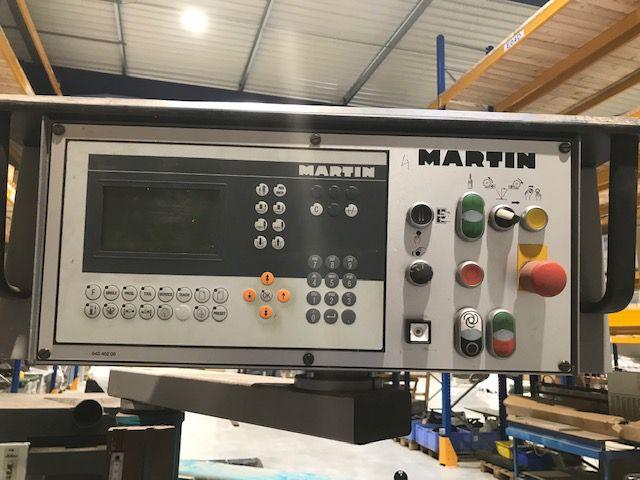 Toupie inclinable MARTIN type T26 à commande numérique avec étalonnage d\'outils
