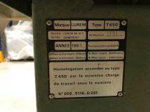 Toupie Lurem type T450