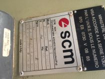 Toupie SCM type T 130