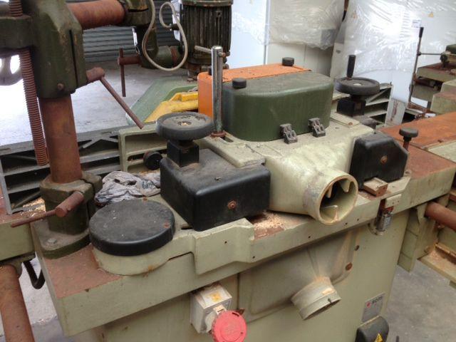 Toupie SCM type T 130 TL