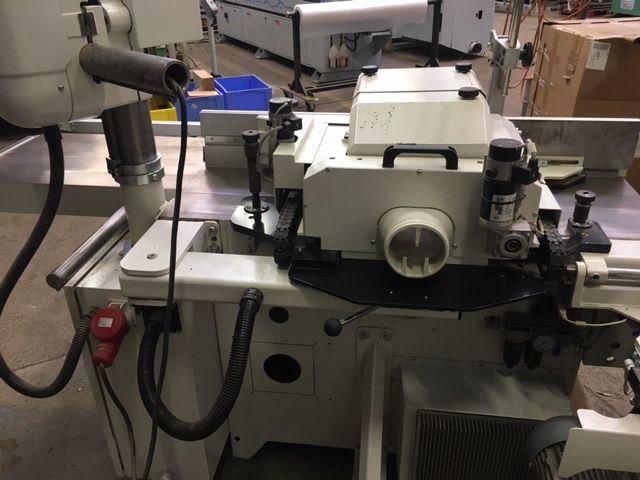 Toupie Tennoneuse SCM type TF135