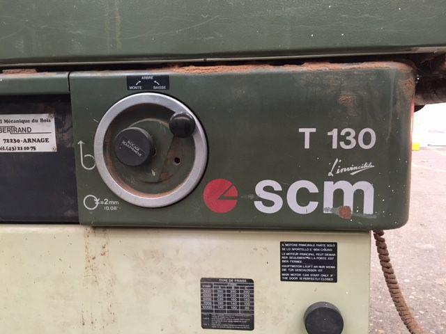 Toupie Tenonneuse SCM type T