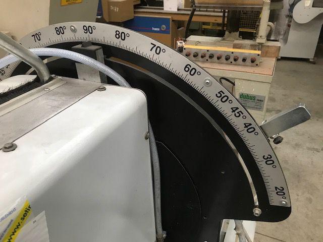 Tronçonneuse Aluminium FOM INDUSTRIE type SPRING 45