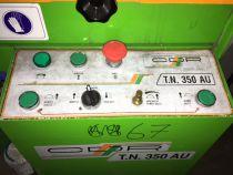 Tronçonneuse aluminium STRONG BUFL- CRH- type TN 350 AU