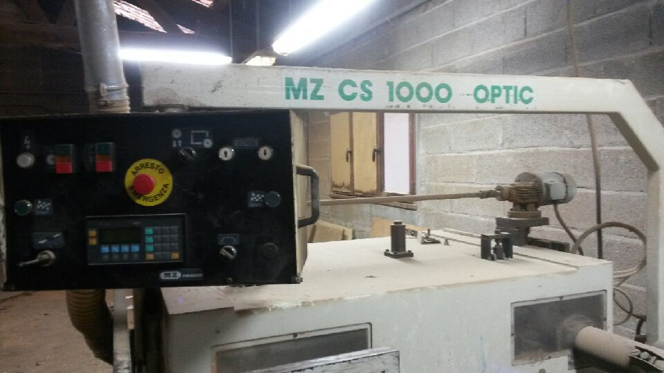 Tronçonneuse MZ type CS 1000 OPTIC - Automatique