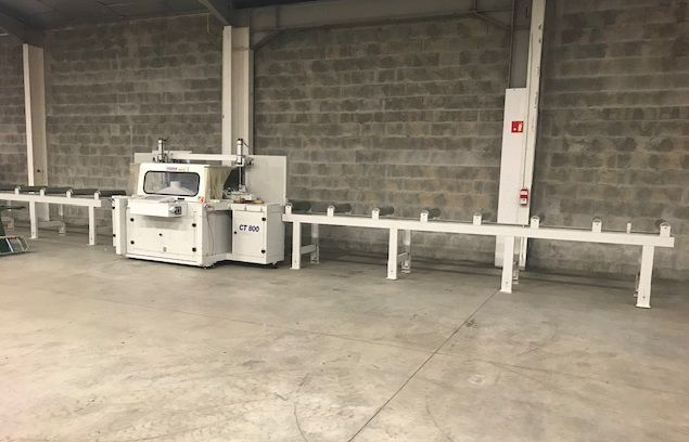 Tronçonneuse Universelle STROMAB type CT 800